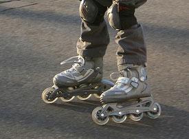 Skaten am Bodensee